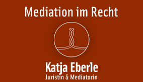 Mediation Berlin - Katja Eberle - Juristin und Mediatorin